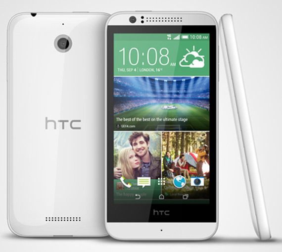 HTC Desire 510 πλήρη τεχνικά χαρακτηριστικά και αναβαθμίσεις