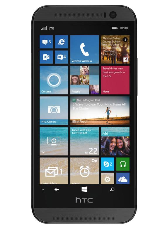 HTC One (M8) for Windows πλήρη τεχνικά χαρακτηριστικά και αναβαθμίσεις