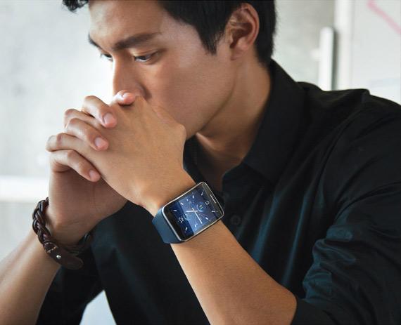 Samsung Gear S Lifestyle