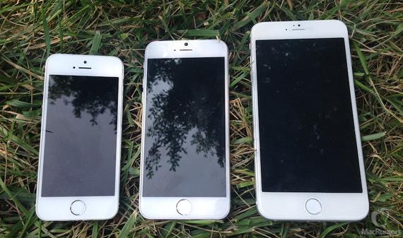 iPhone 6 grass