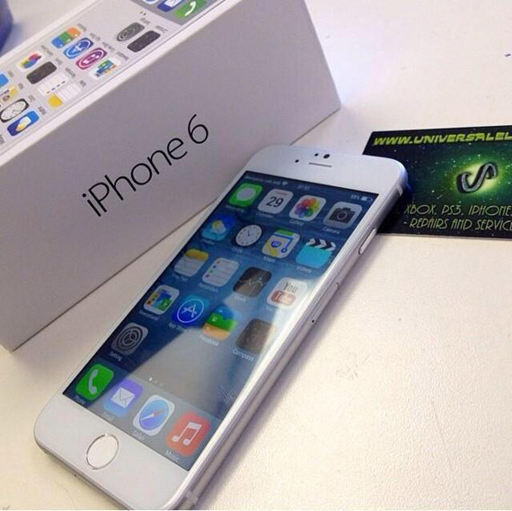 iPhone 6 new photos