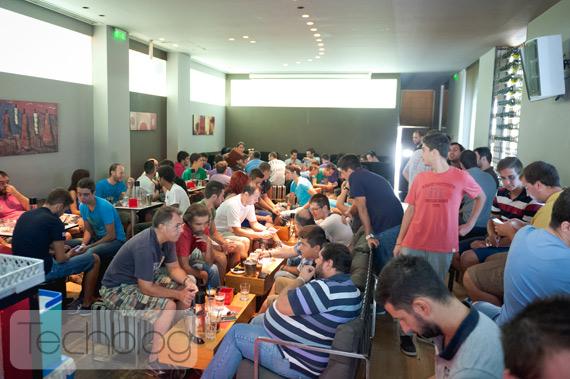 2nd Techblog Cafe Athens