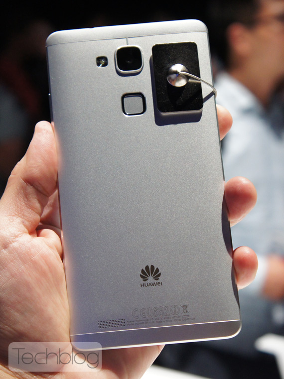 Huawei Ascend Mate 7 hands-on ifa 2014