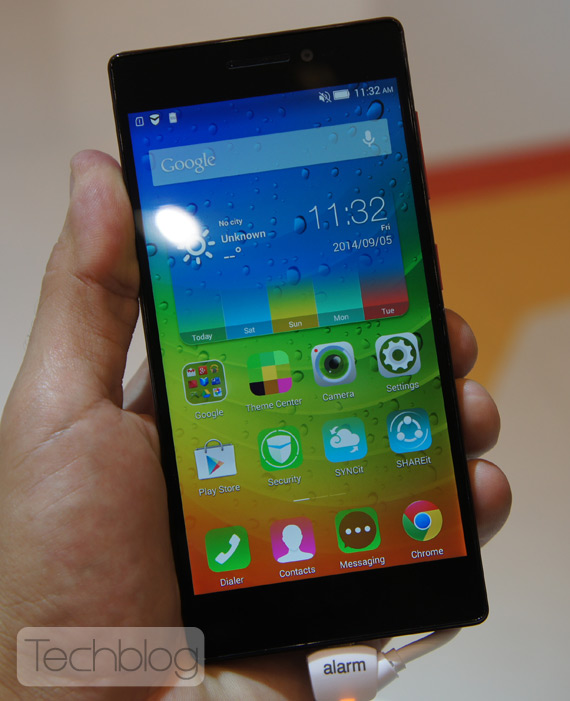 Lenovo Vibe X2 hands-on IFA 2014