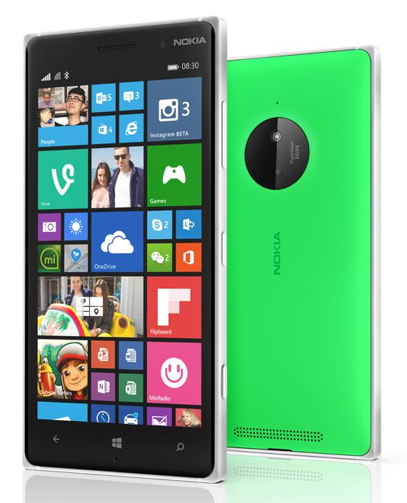 Nokia Lumia 830 πλήρη τεχνικά χαρακτηριστικά και αναβαθμίσεις