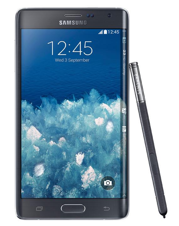 Samsung Galaxy Note Edge πλήρη τεχνικά χαρακτηριστικά και αναβαθμίσεις