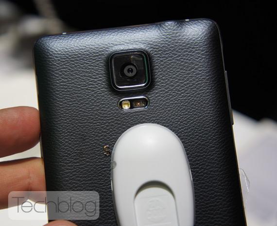 Samsung Galaxy Note 4 hands-on IFA 2014