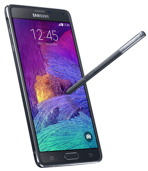 Samsung Galaxy Note 4 revealed