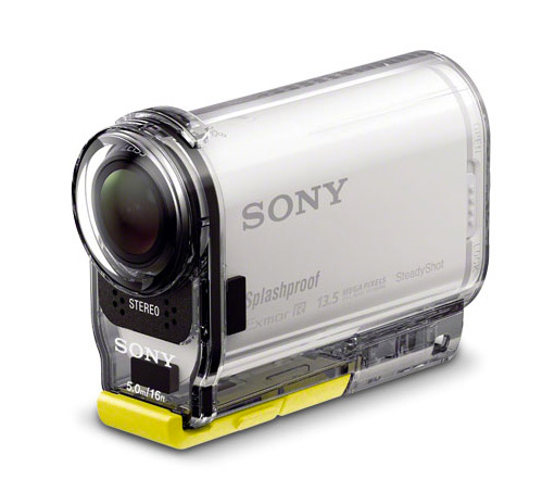 Sony HDR action cam