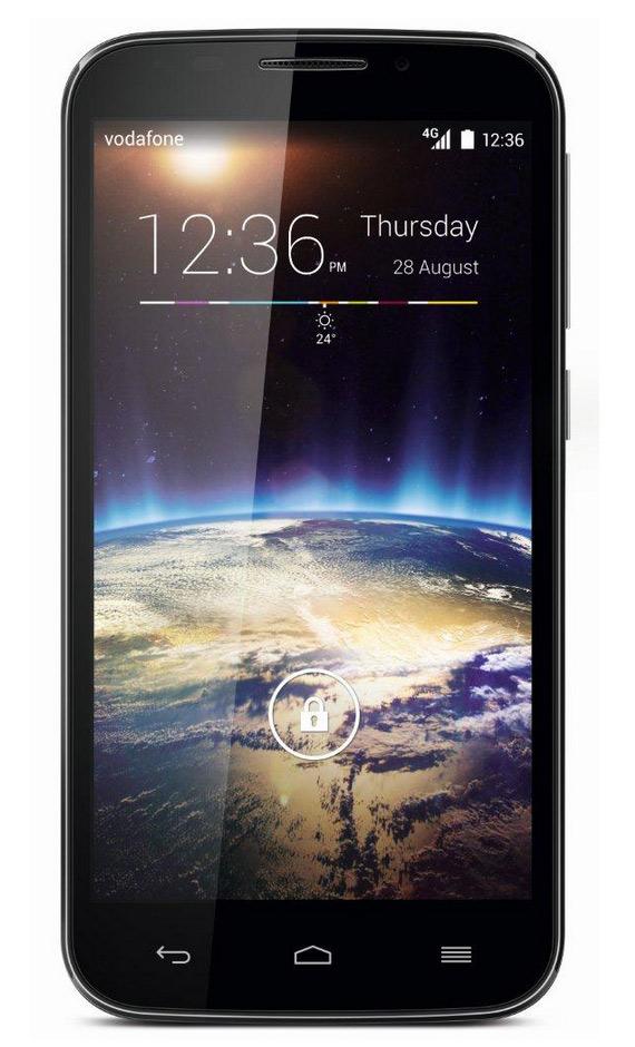 Vodafone Smart 4 Power πλήρη τεχνικά χαρακτηριστικά και αναβαθμίσεις