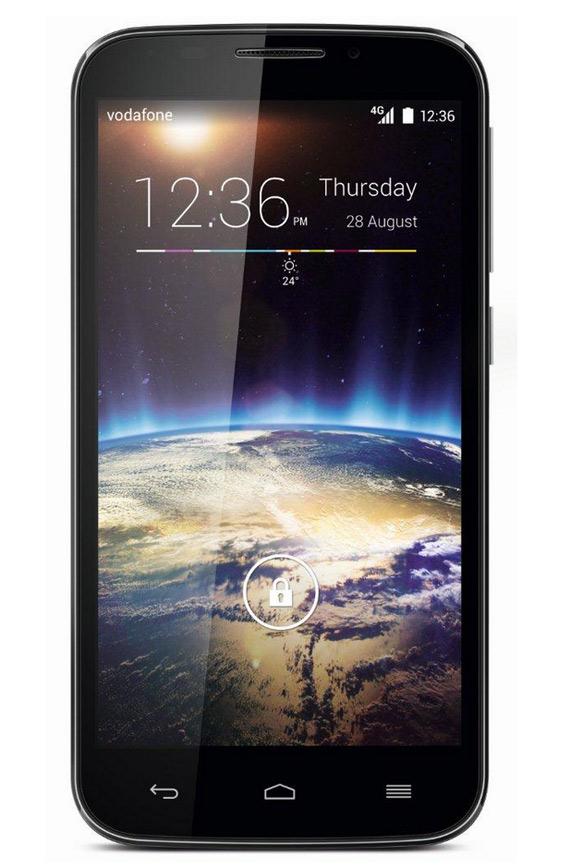 Vodafone Smart 4 Turbo πλήρη τεχνικά χαρακτηριστικά και αναβαθμίσεις