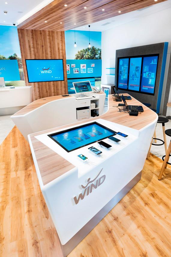 WIND stores new design1