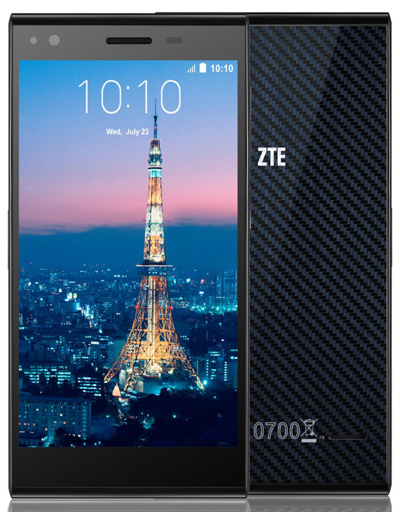ZTE Blade Vec 4G πλήρη τεχνικά χαρακτηριστικά και αναβαθμίσεις