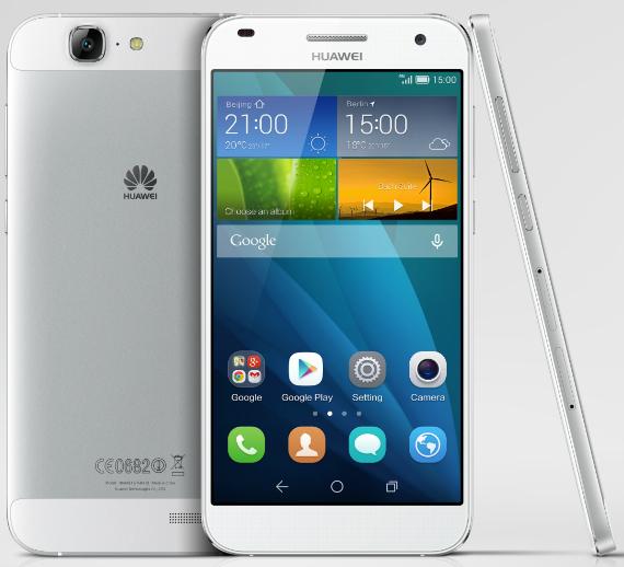 Huawei Ascend G7 πλήρη τεχνικά χαρακτηριστικά και αναβαθμίσεις