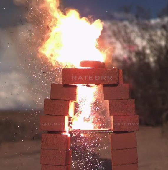 iPhone 6 Plus burn