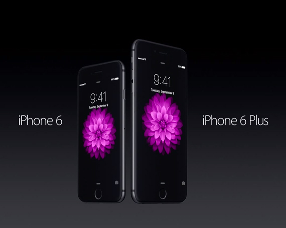 iPhone 6 and iPhone 6 Plus Tim Cook