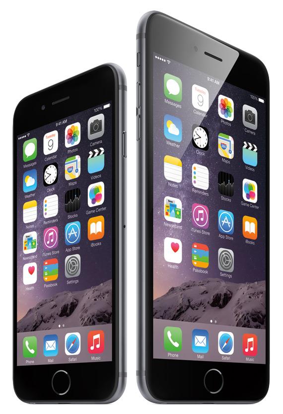 Χρονολόγηση app για iPhone