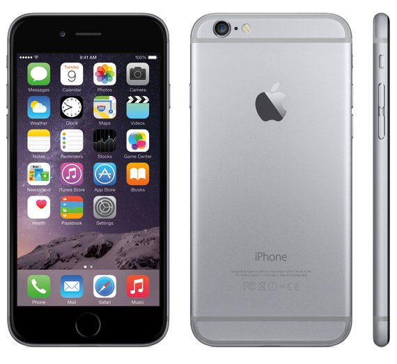iPhone 6 revealed official