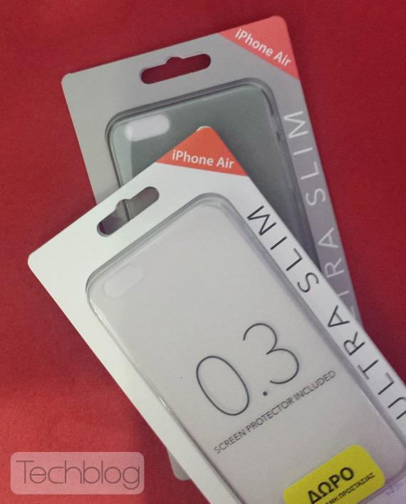 iPhone Air cases Techblog