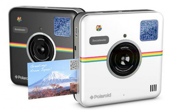 b3206d07f0 H νέα Polaroid camera με το logo του Instagram που εκτυπώνει φωτογραφίες