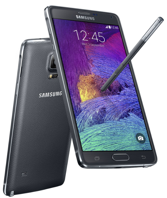 samsung galaxy note 4 official