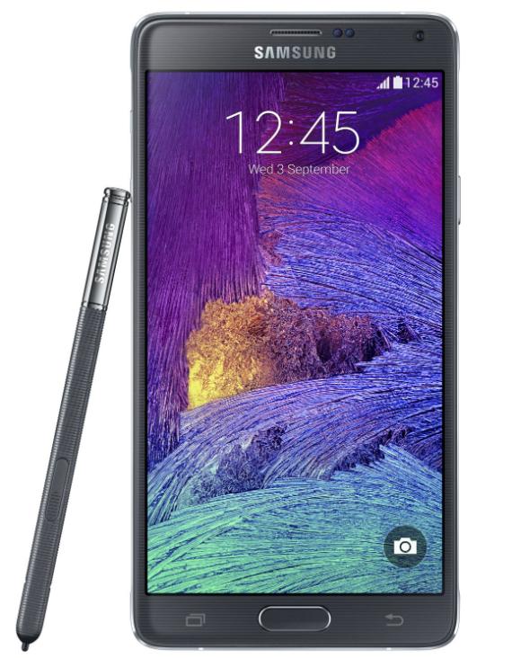 Samsung Galaxy Note 4 πλήρη τεχνικά χαρακτηριστικά και αναβαθμίσεις