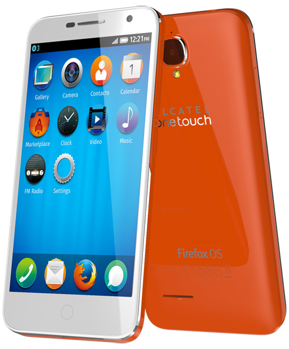 Alcatel One Touch Fire E Orange COSMOTE