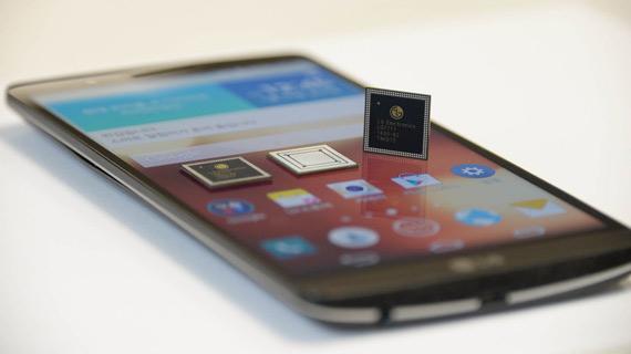 LG G3 Screen revealed