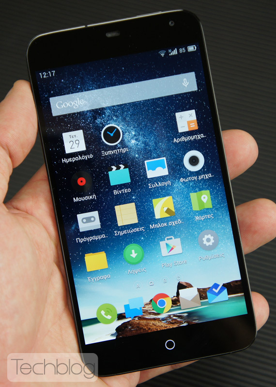 Meizu MX3 TechblogTV