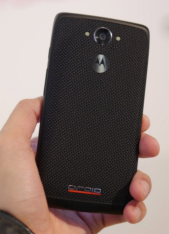 Motorola Droid Turbo black
