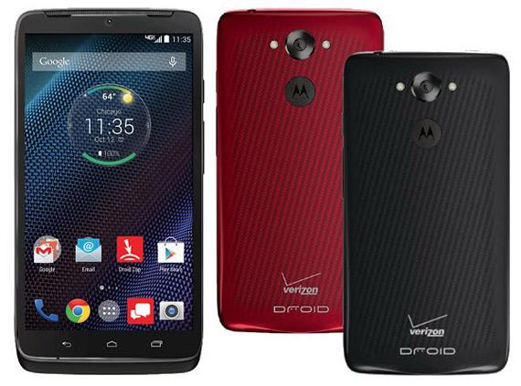 Motorola Droid Turbo πλήρη τεχνικά χαρακτηριστικά και αναβαθμίσεις