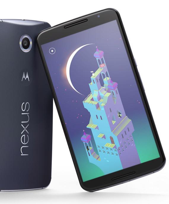 Nexus 6 revealed