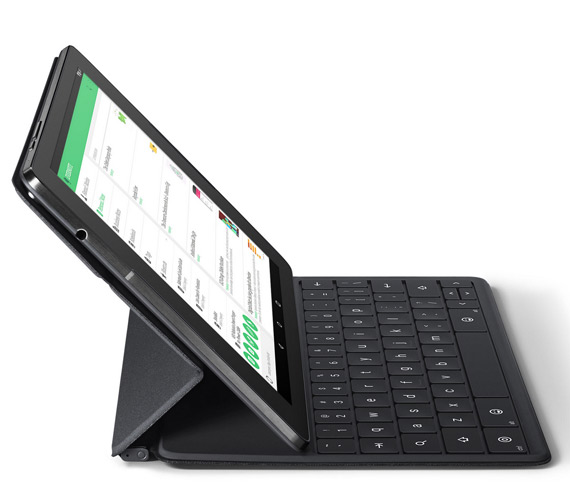 Nexus 9 revealed keyboard