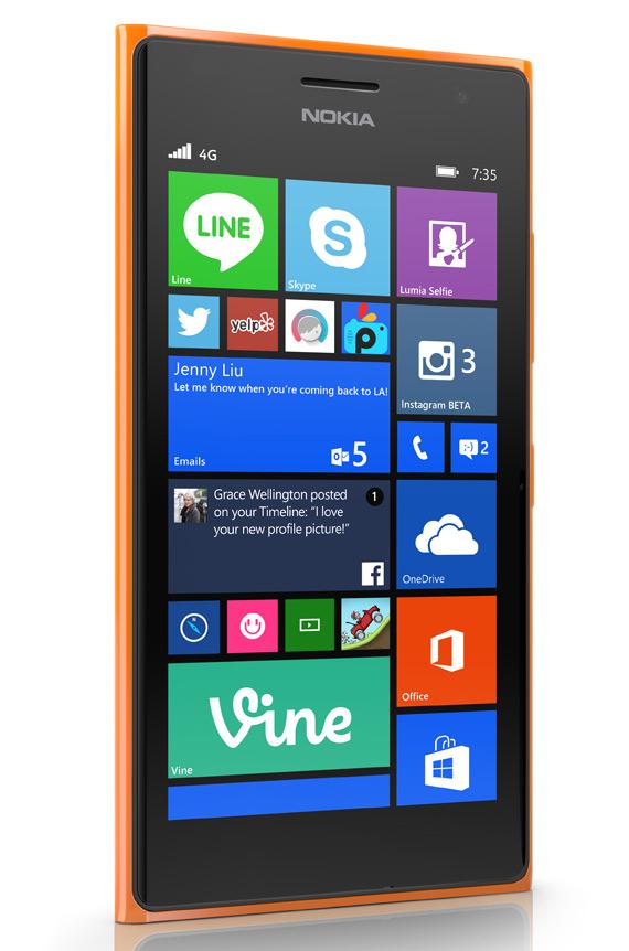 Nokia Lumia 735 πλήρη τεχνικά χαρακτηριστικά και αναβαθμίσεις