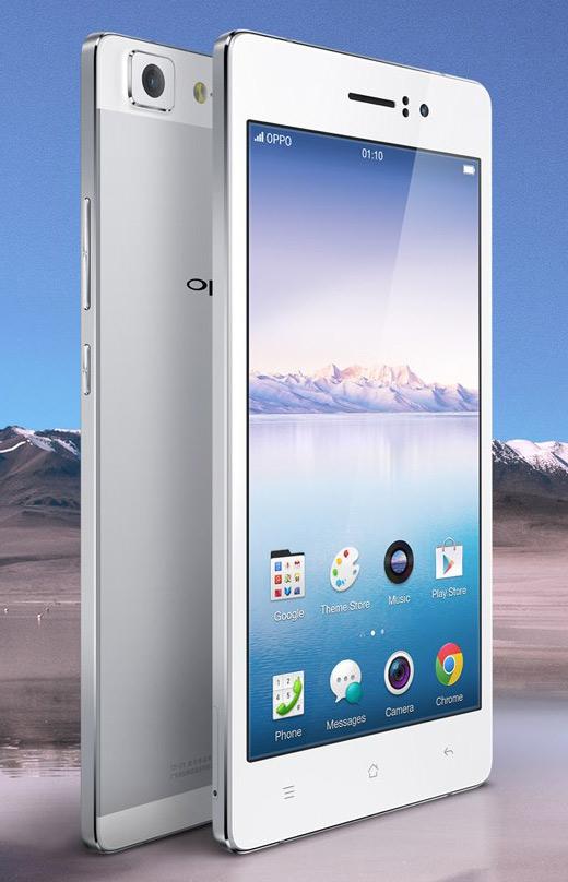 OPPO R5 πλήρη τεχνικά χαρακτηριστικά και αναβαθμίσεις
