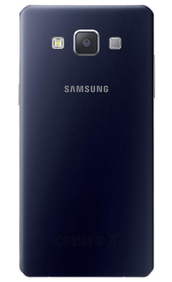 Samsung Galaxy A5 revealed