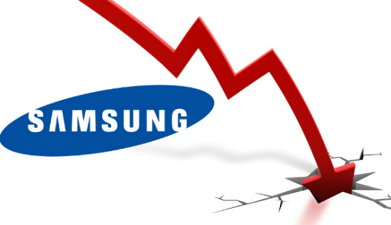 Samsung Q3 operating profits drop 570