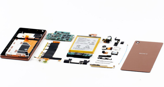 Sony-Xperia Z3-Disassembly-17-570