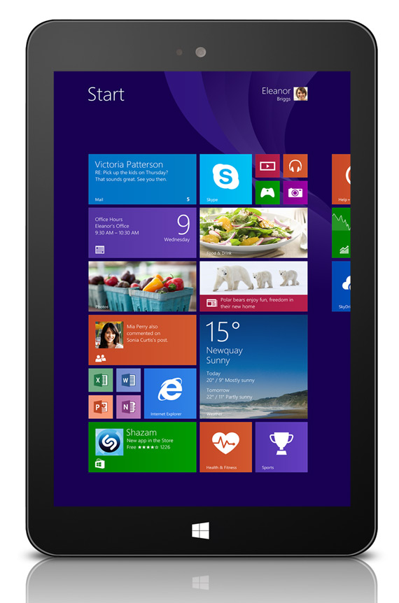 VERO Tablet W8i