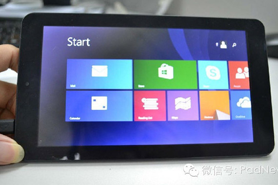 Windows8 7-inch tablet 65 dolars