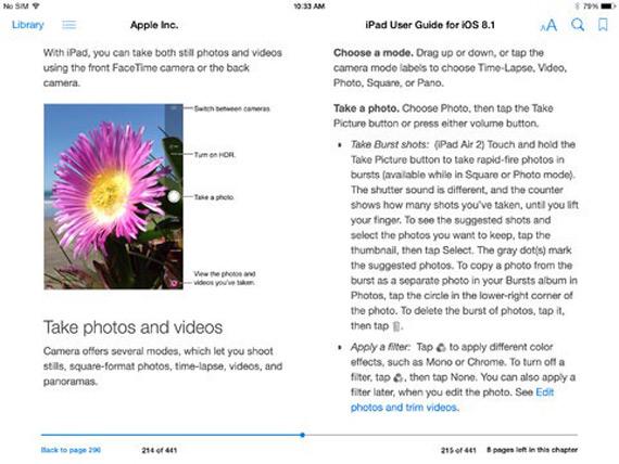iOS 8.1 leaked image