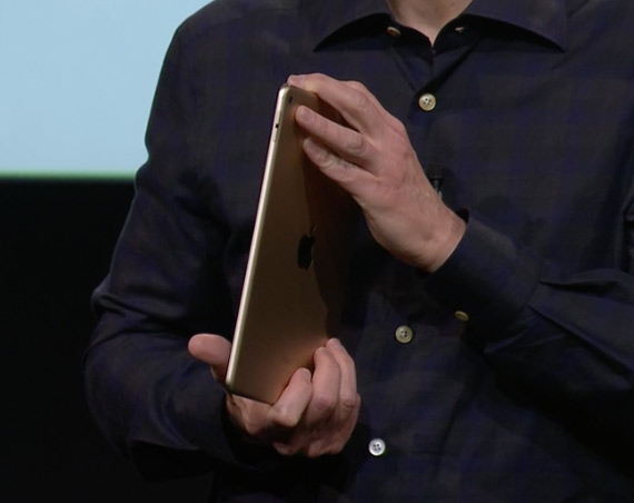 iPad Air 2 revealed-3