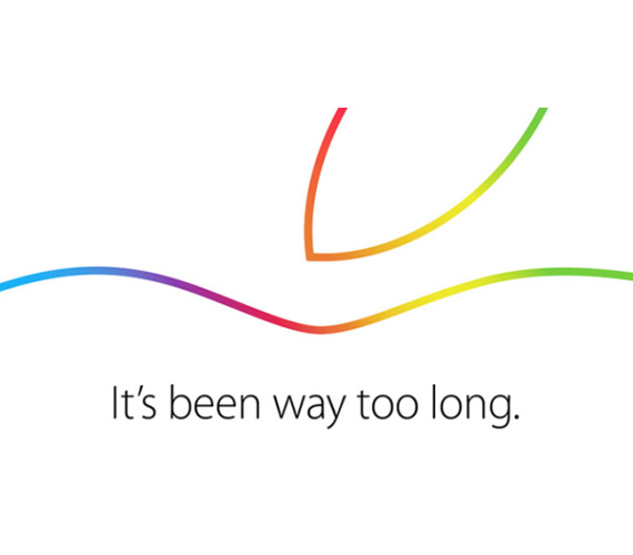 its been way too long apple event