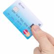 Πιστωτικές κάρτες με αισθητήρα δαχτυλικού αποτυπώματος