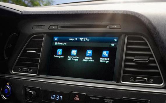 Android Auto Hyundai Sonata 2015