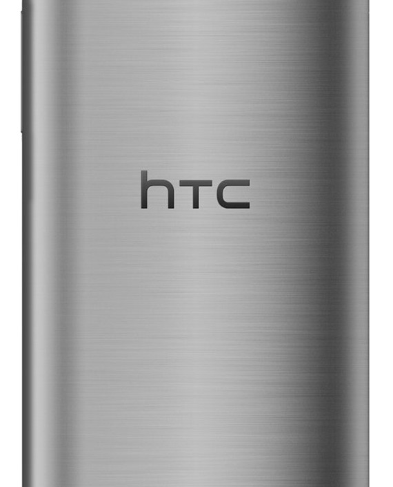 HTC M8 back