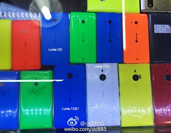 Lumia 1330 rumor