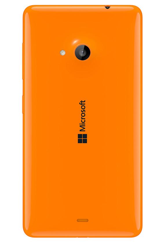Microsoft Lumia 535 revealed orange