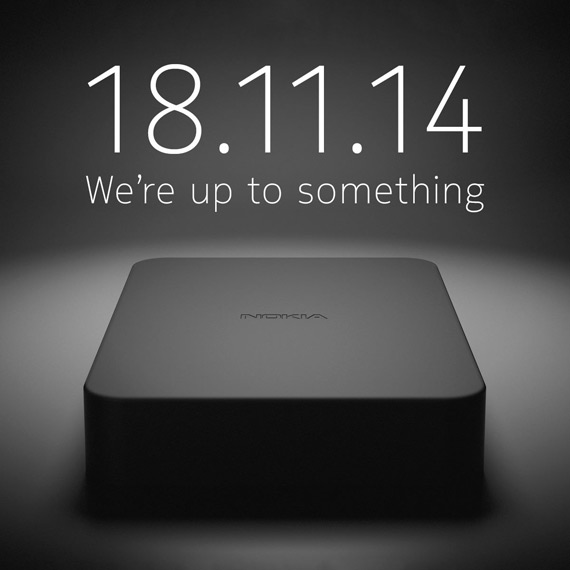 Nokia 18.11.2014 teaser