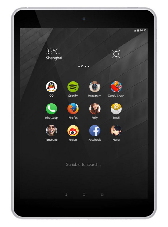 Nokia N1 Android tablet revealed
